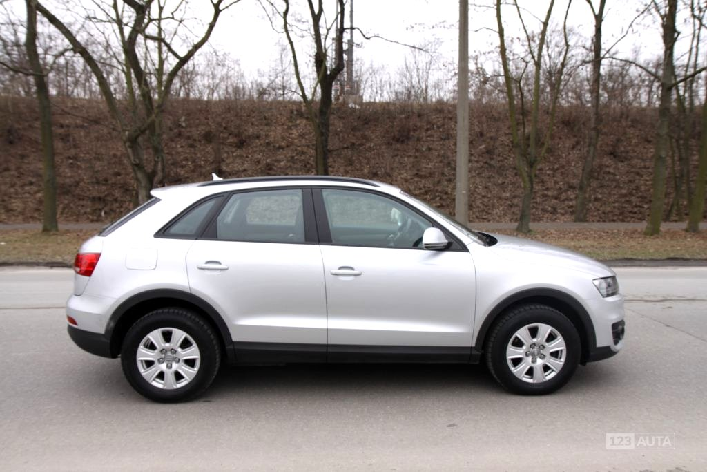Audi Q3, 2011 - pohled č. 10