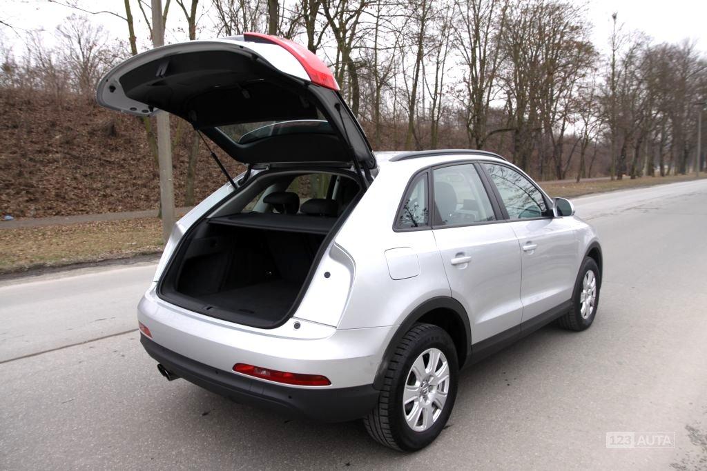 Audi Q3, 2011 - pohled č. 13