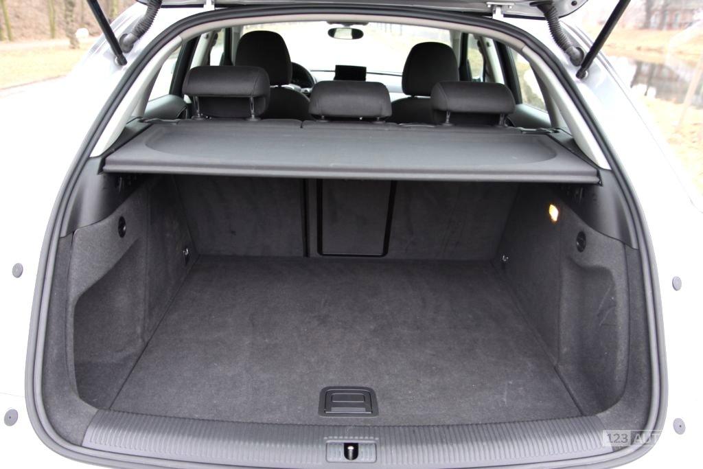 Audi Q3, 2011 - pohled č. 14