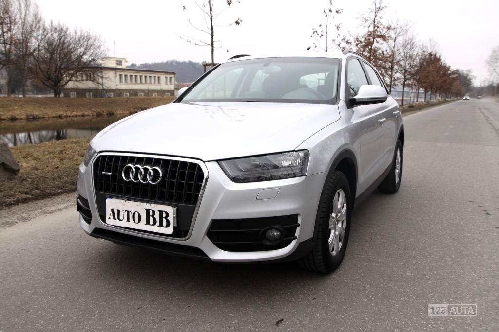 Audi Q3, 2011 - pohled č. 2