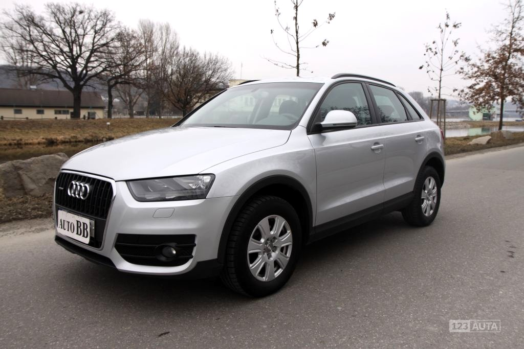 Audi Q3, 2011 - pohled č. 3