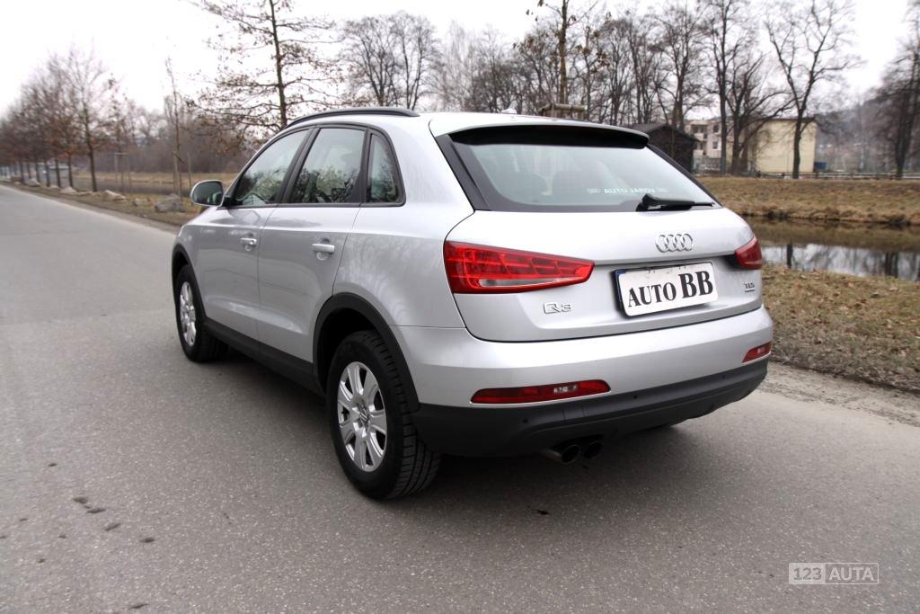 Audi Q3, 2011 - pohled č. 6