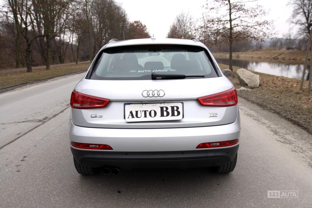Audi Q3, 2011 - pohled č. 7