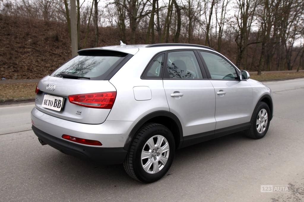 Audi Q3, 2011 - pohled č. 9