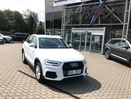 Audi Q3, 2018