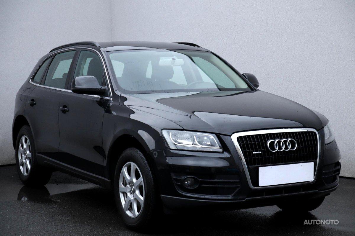 Audi Q5, 2009 - celkový pohled