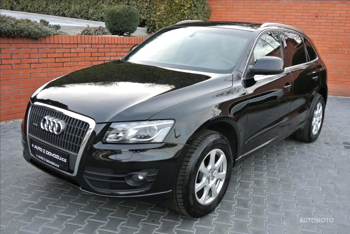 Audi Q5, 2011 - celkový pohled