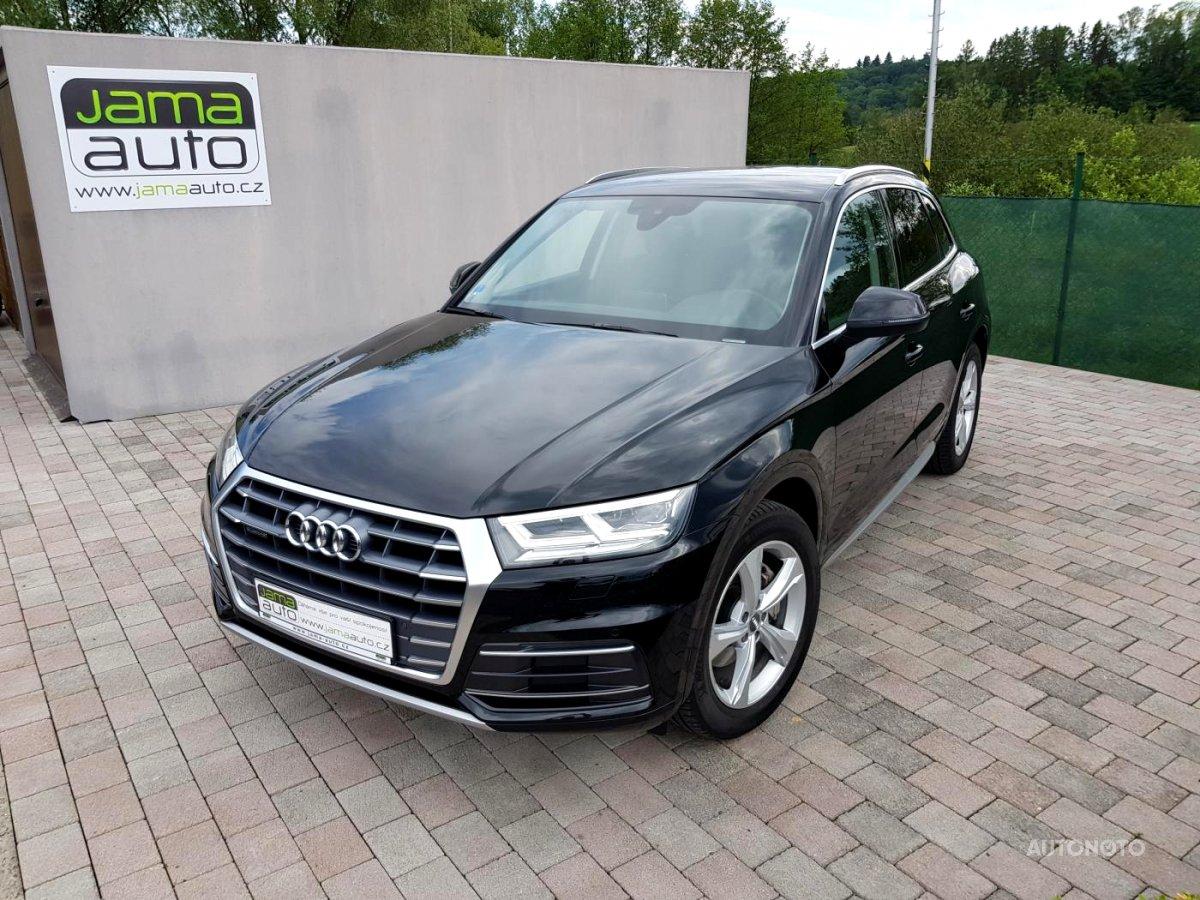 Audi Q5, 2017 - celkový pohled