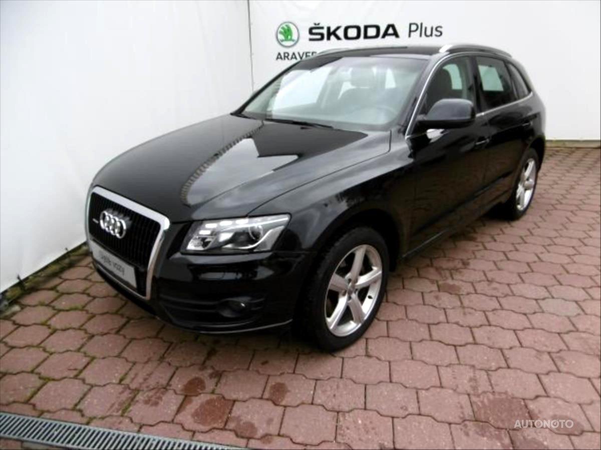 Audi Q5, 2012 - celkový pohled