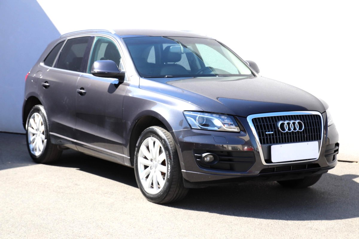 Audi Q5, 2010 - celkový pohled