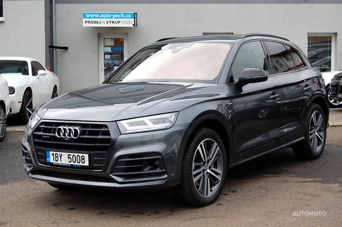 Audi Q5, 2018 - celkový pohled