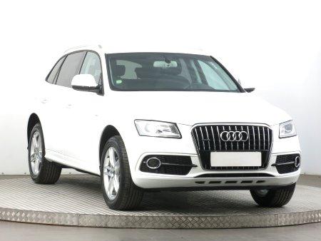 Audi Q5 2.0 TDI,2016, Kůže, navi, ČR, 1. maj., DPH