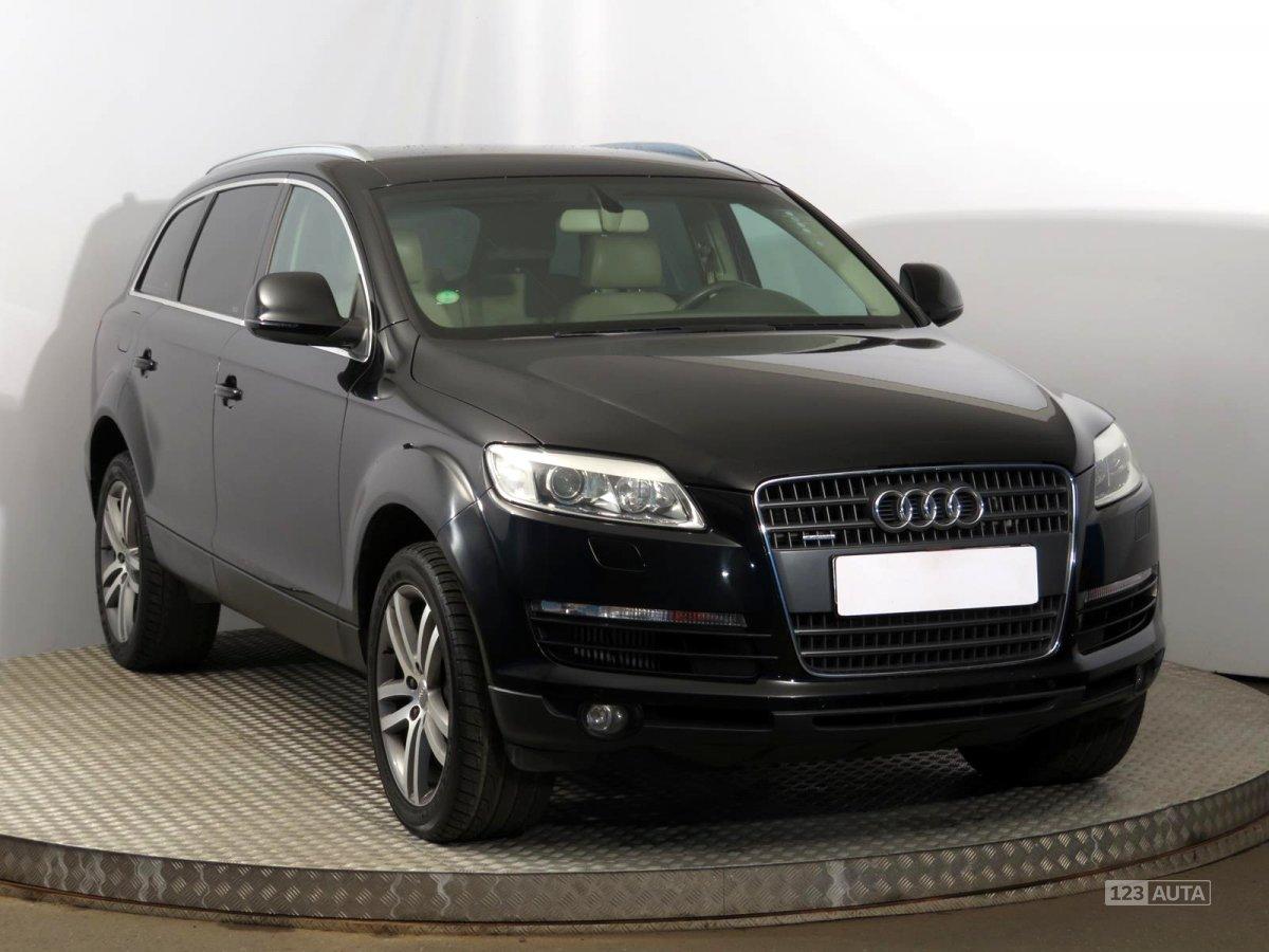 Audi Q7, 2008 - celkový pohled