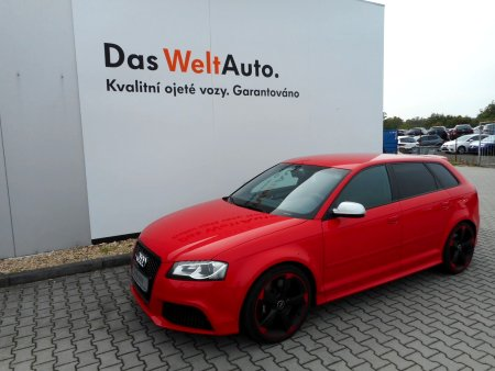 Audi RS3, 2012