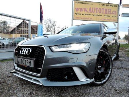 Audi RS6, 2015