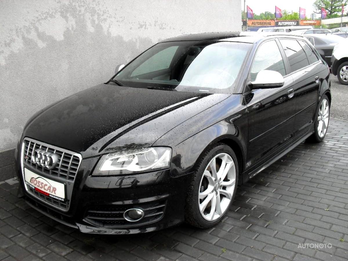 Audi S3, 2009 - celkový pohled