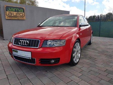 Audi S4, 2003