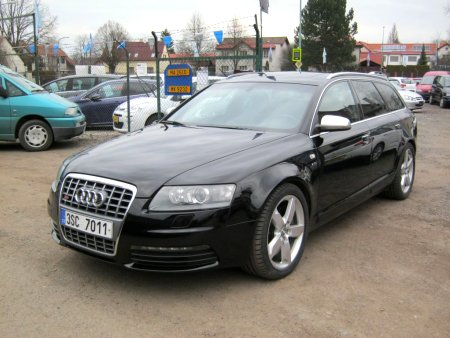 Audi S6, 2007
