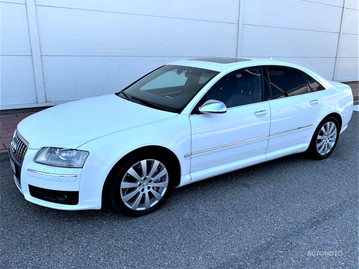 Audi S8, 2007 - celkový pohled
