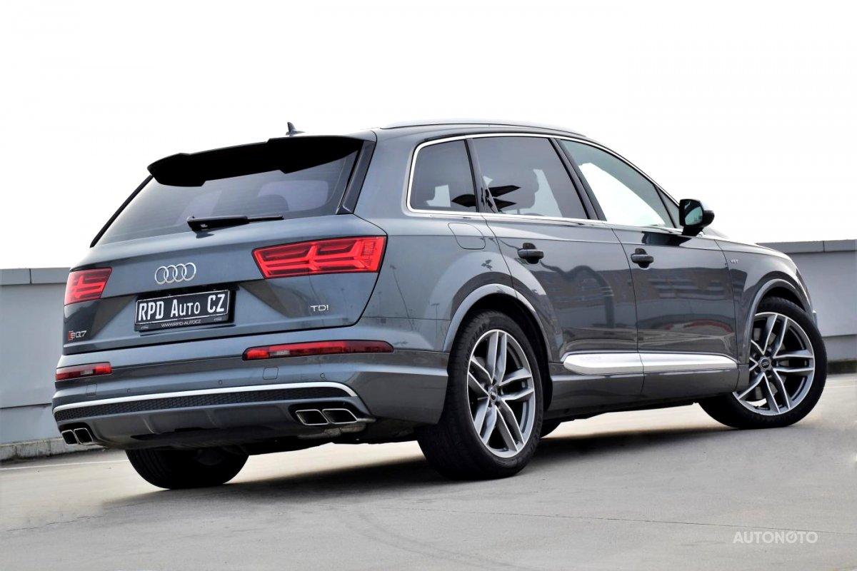 Audi SQ7, 2018 - pohled č. 2