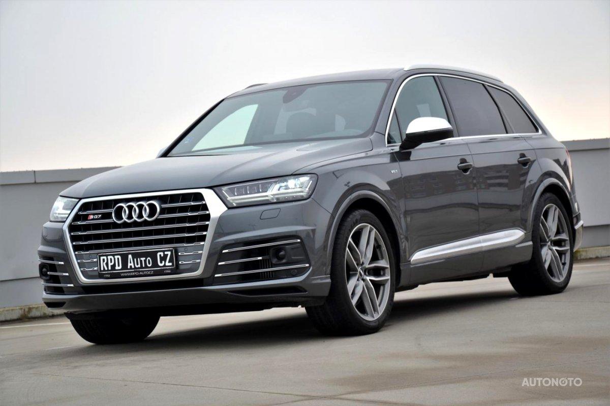 Audi SQ7, 2018 - pohled č. 3