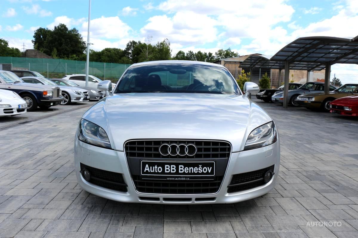 Audi TT, 2006 - celkový pohled