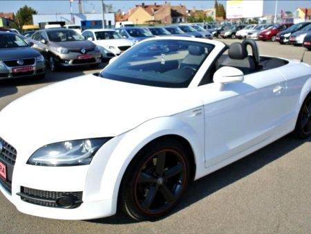 Audi TT, 2008