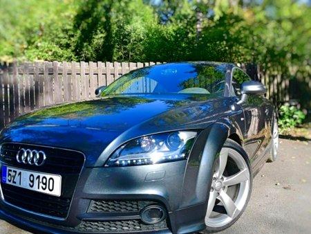 Audi TT, 2011