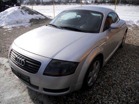 Audi TT, 2002