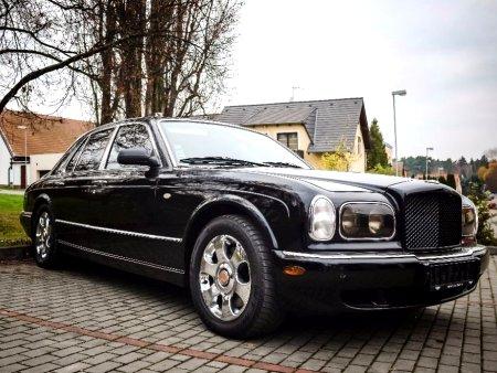 Bentley Arnage, 2001
