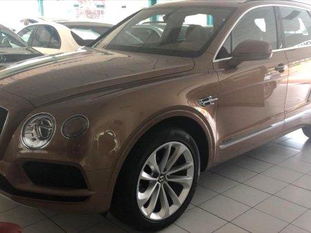 Bentley Bentayga, 2018
