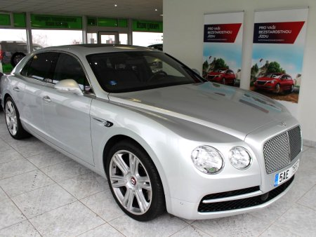 Bentley Continental Flying Spur, 2015