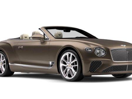 Bentley Continental GT, 2019