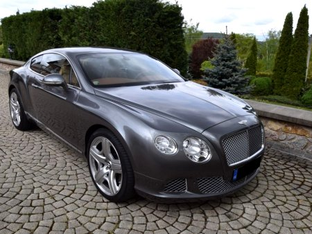 Bentley Continental GT, 2011