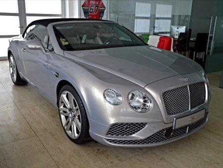 Bentley Continental GTC, 2018