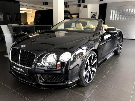 Bentley Continental GTC, 2017