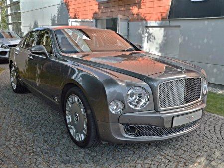 Bentley Mulsanne, 2014