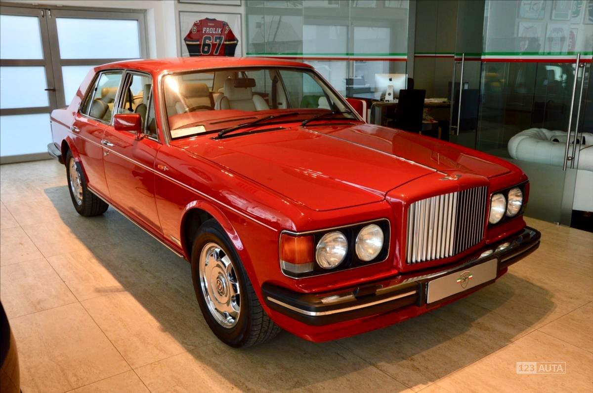 Bentley Turbo R, 1990 - celkový pohled