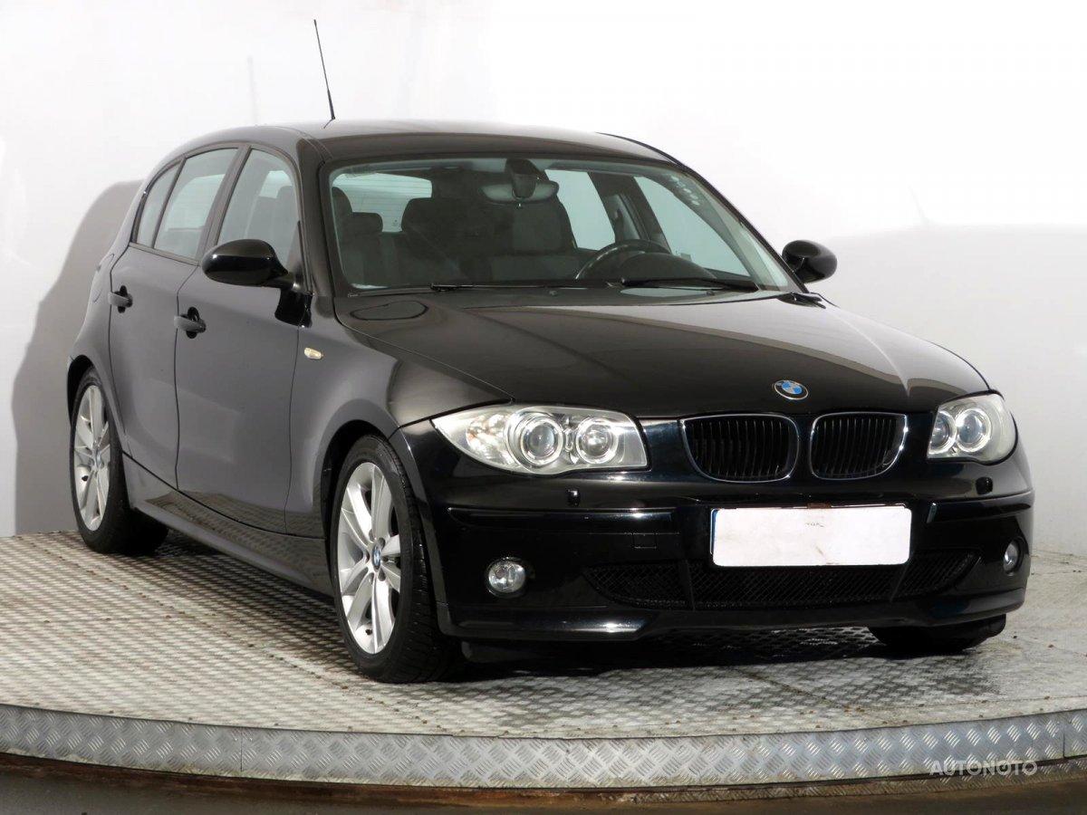BMW 1, 2004 - celkový pohled