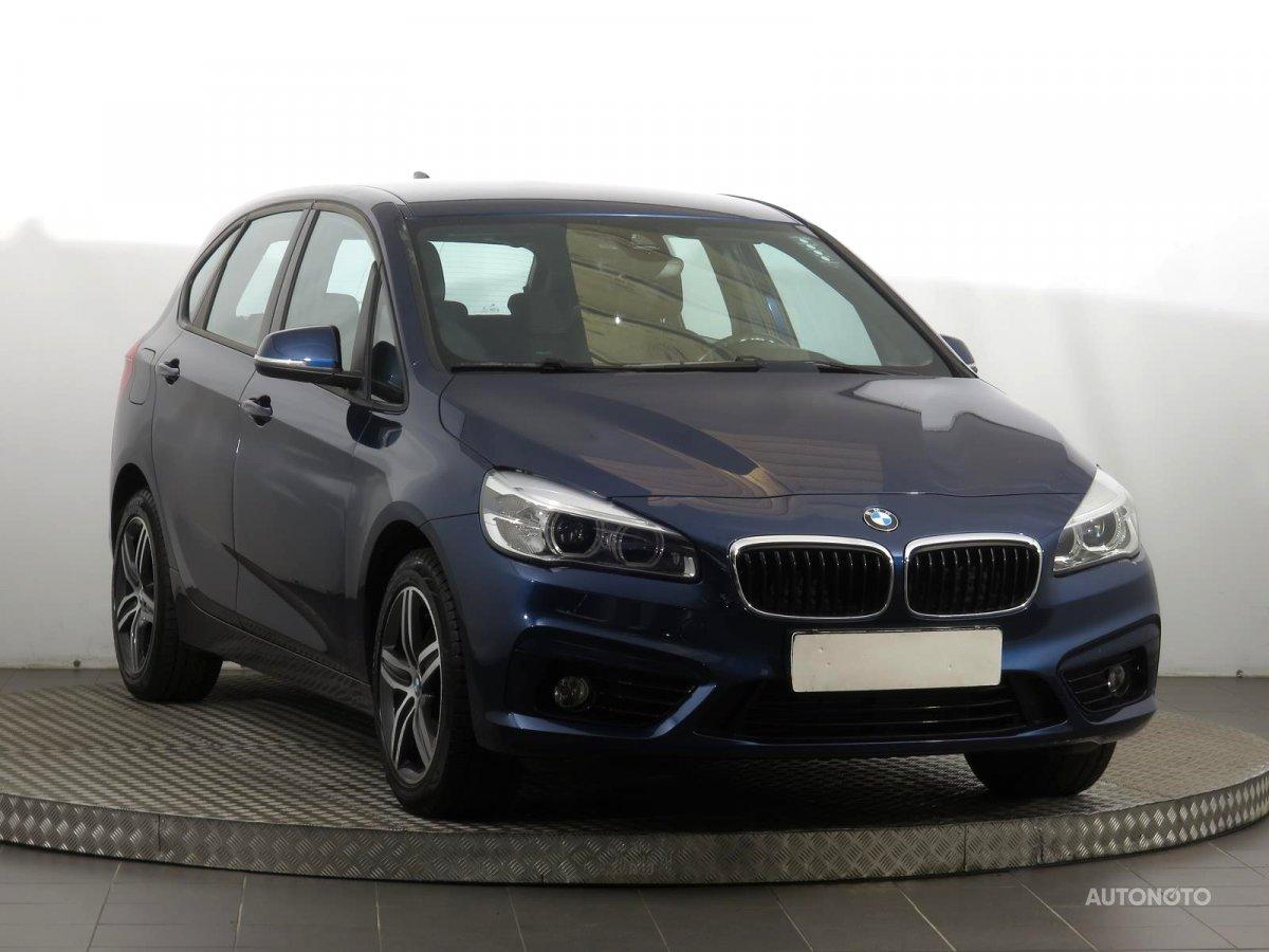 BMW 2 Active Tourer, 2015 - celkový pohled