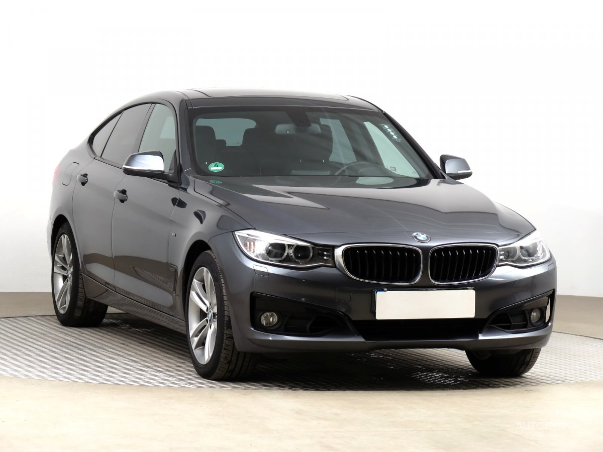 BMW 3GT, 2013 - celkový pohled