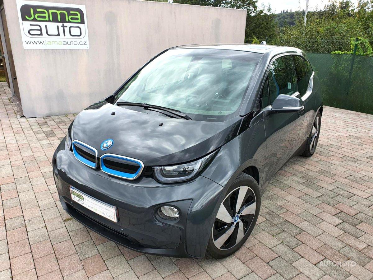 BMW i3, 2014 - celkový pohled