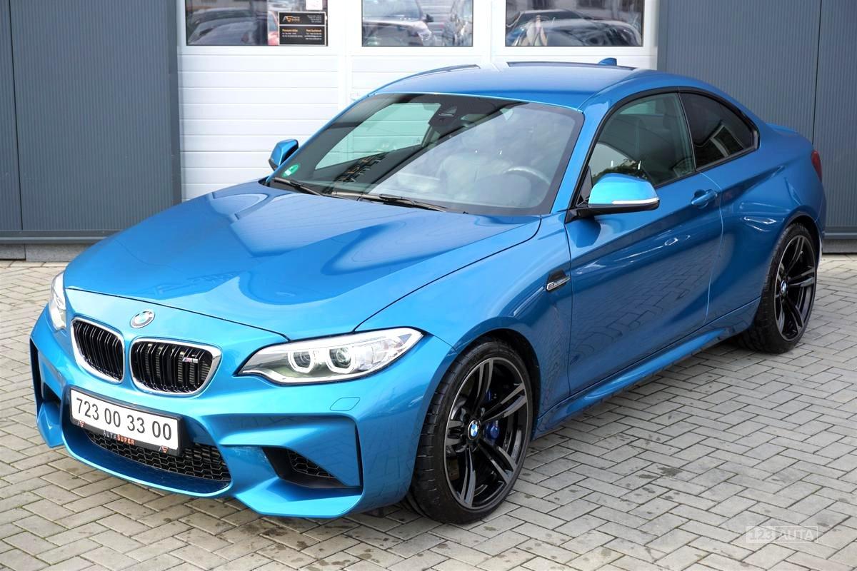 BMW M2, 2016 - celkový pohled