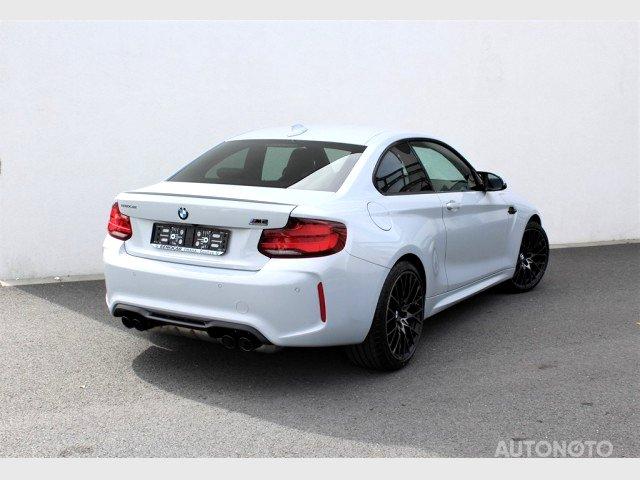 BMW M2, 2019 - pohled č. 2