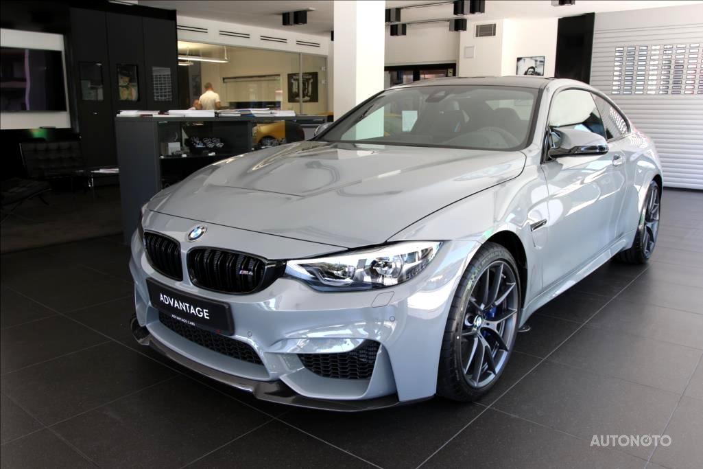 BMW M4, 2018 - celkový pohled