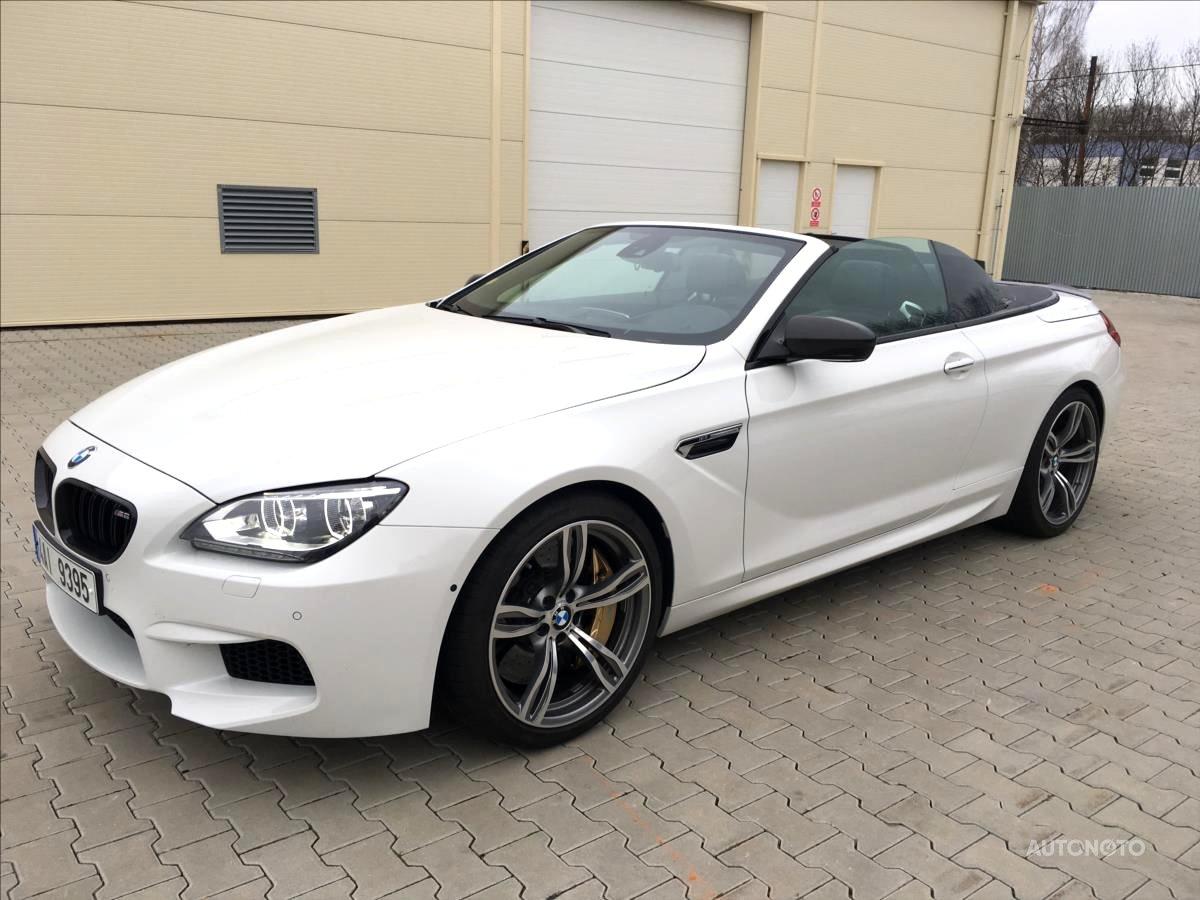BMW M6, 2012 - celkový pohled
