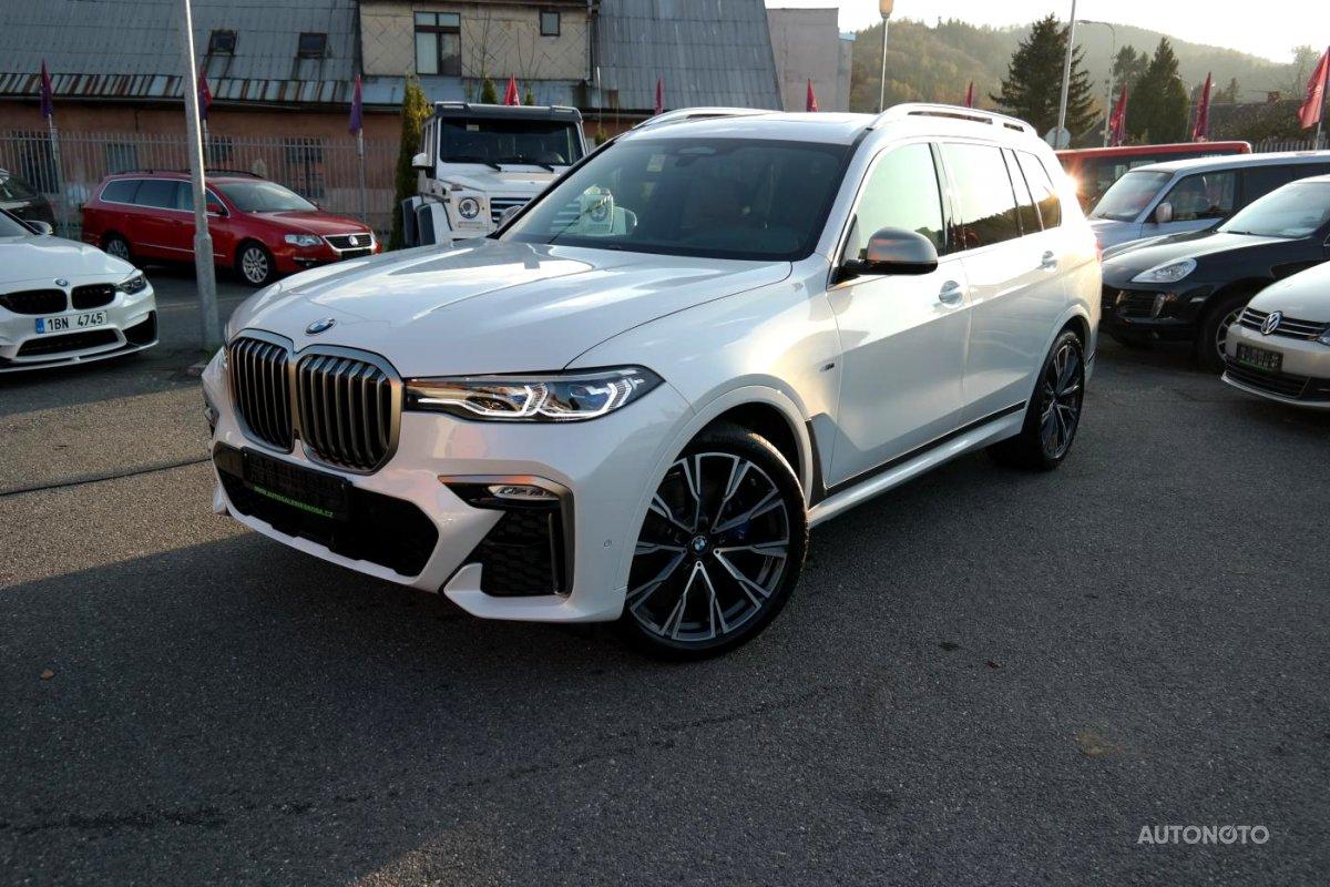 BMW Ostatní, 2019 - celkový pohled