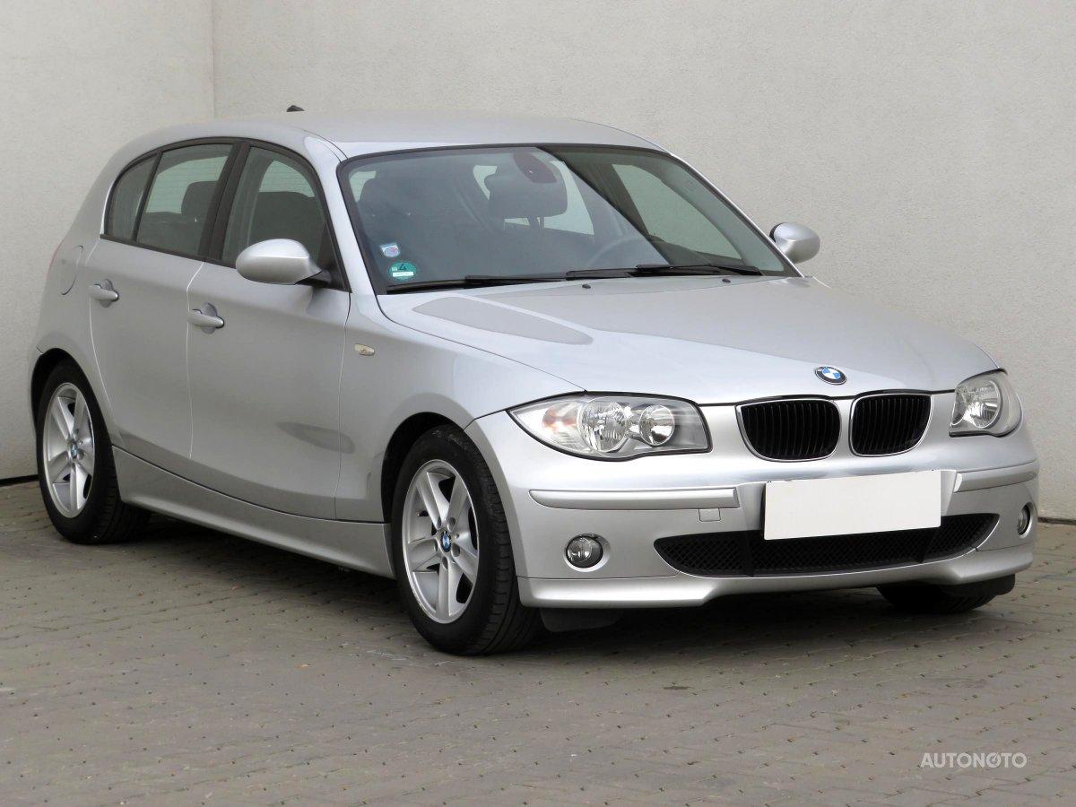 BMW Řada 1, 2006 - pohled č. 1
