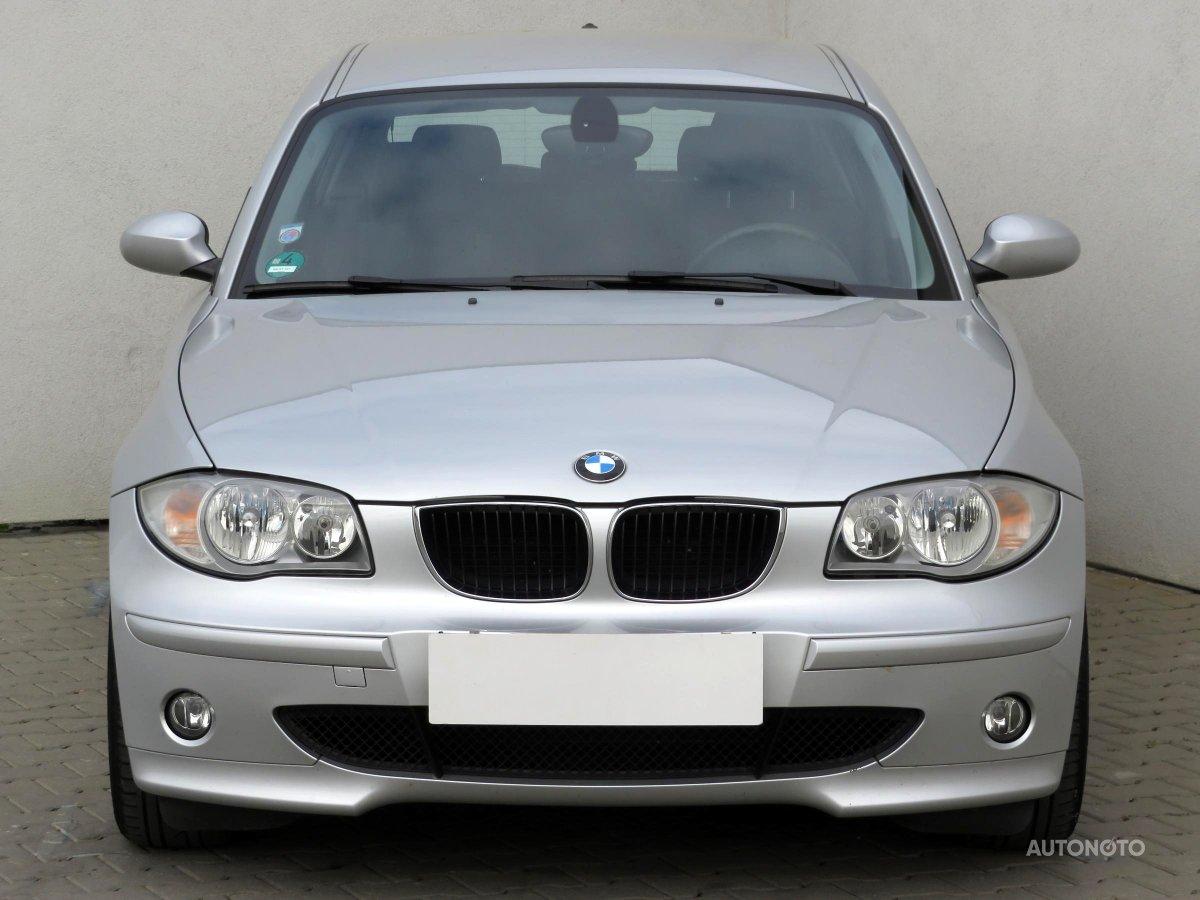 BMW Řada 1, 2006 - pohled č. 2