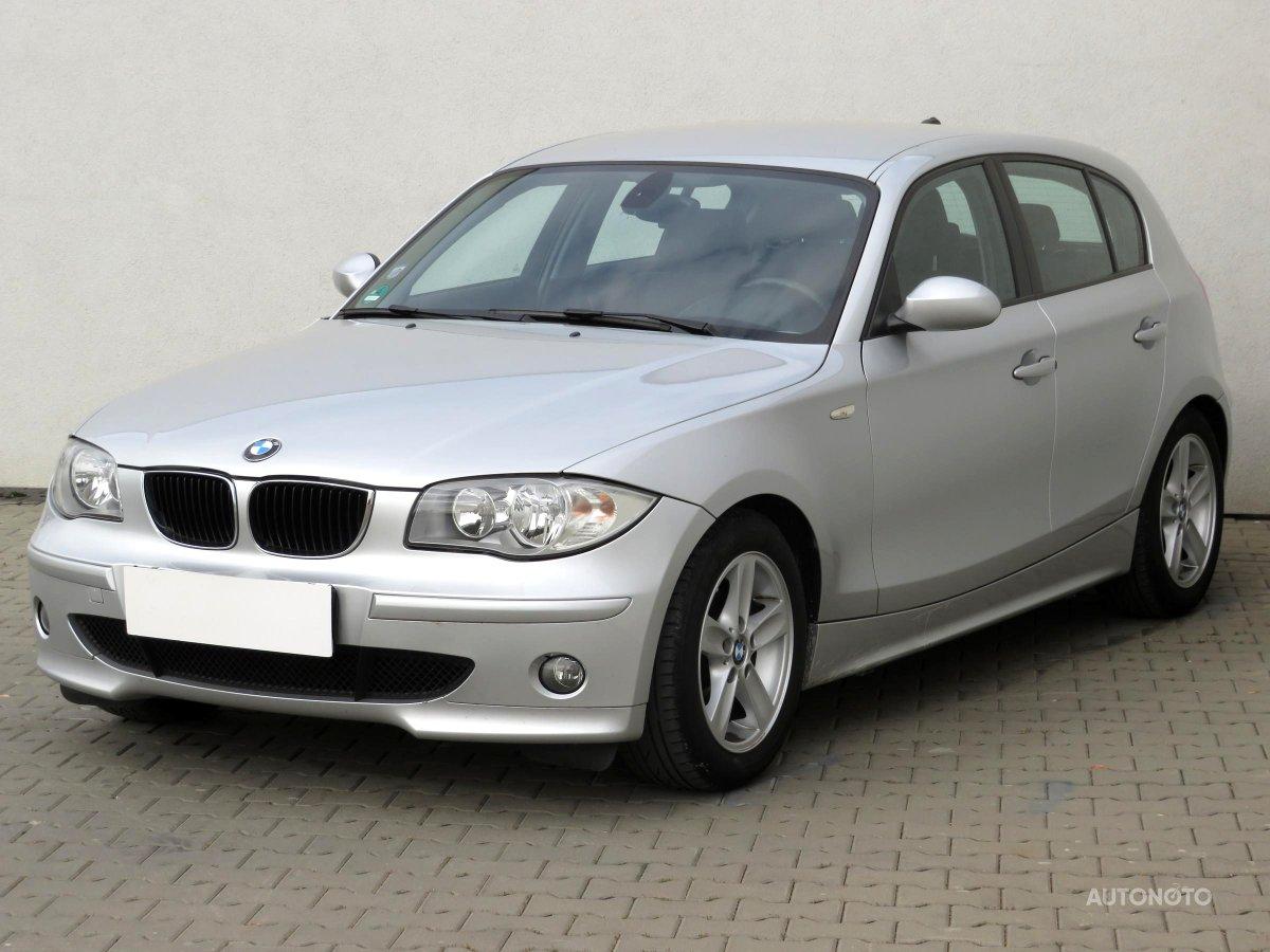 BMW Řada 1, 2006 - pohled č. 3